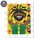 Dreadlocks Jigsaw Puzzle