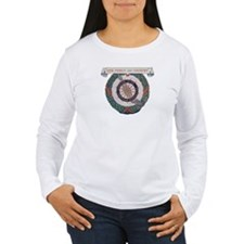 DAR 1917 Wreath and Insignia Long Sleeve Tee
