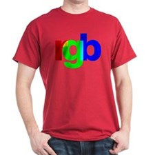 RGB Black T-Shirt