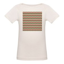 Christmas Chevrons Tee