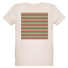 Christmas Chevrons T-Shirt