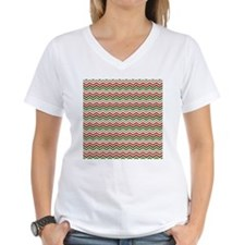 Christmas Chevrons Shirt