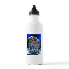 Wolf Family Water Bottle