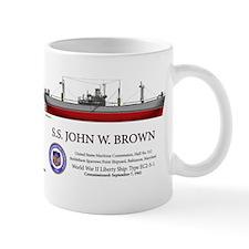 SS John W. Brown Liberty Ship Mug