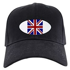 Square Union Jack Baseball Hat