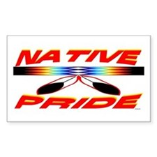 NATIVE PRIDE Decal