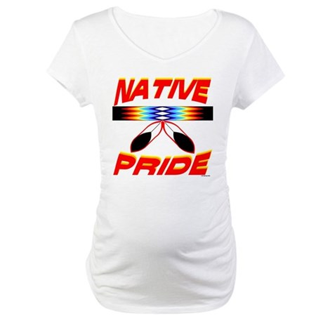 NATIVE PRIDE Maternity T-Shirt