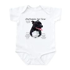 Staffordshire Bull Infant Bodysuit