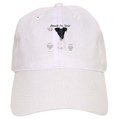 Smooth Fox Terrier Cap