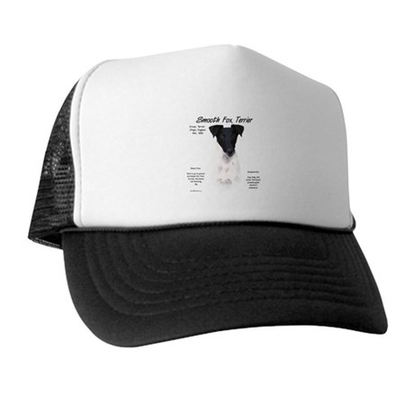 Smooth Fox Terrier Trucker Hat