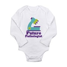 Future Pathologist Long Sleeve Infant Bodysuit