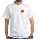 Mexican Aztec Swirl Mexico Art White T-Shirt