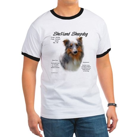 Shetland Sheepdog Ringer T
