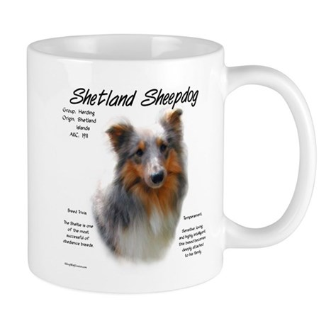 Shetland Sheepdog Mug       