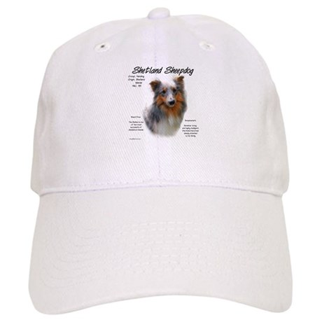 Shetland Sheepdog Cap