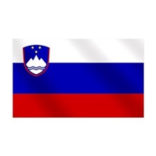 Flag of Slovenia Wall Decal