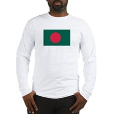 Bangladesh Long Sleeve T-Shirt