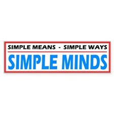 Simple Minds - BS