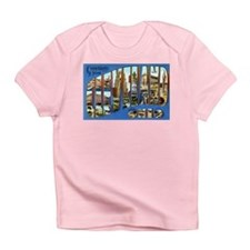 Cleveland Ohio Greetings Infant T-Shirt