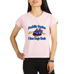 Paddle Faster Canoe Performance Dry T-Shirt