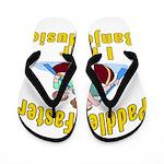 Paddle Faster I hear Banjos Flip Flops