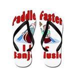 Paddle Faster Flip Flops