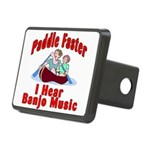 Paddle Faster Rectangular Hitch Cover
