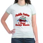 Paddle Faster Jr. Ringer T-Shirt