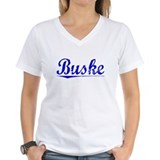 Buske, Blue, Aged Shirt