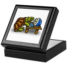 Tile Turtle Box