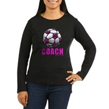 CoachSoccrGblck Long Sleeve T-Shirt