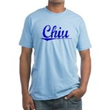 Chiu, Blue, Aged Shirt