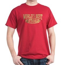 World's Best Daddy T-Shirt