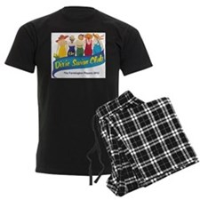 Dixie Swim Club Logo Pajamas