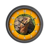 Box Turtle Clock