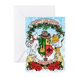 Cute Kaniac Greeting Cards (Pk of 10)