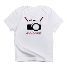 Funny Photography Infant T-Shirt