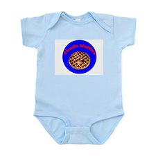Cute Charlie waffles Infant Bodysuit