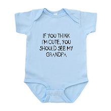 You Should See Grandpa Bodysuit