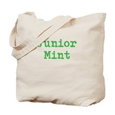 Junior Mint Tote Bag