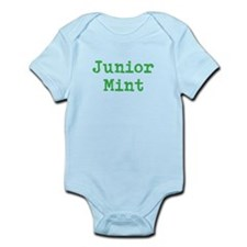Junior Mint Infant Bodysuit