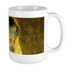 The Kiss by Gustav Klimt Coffee Mug