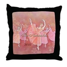 The Nutcracker 2013 Throw Pillow