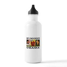 OBAMA'S PALS Water Bottle