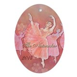 Nutcracker 2012 Ornament (Oval)