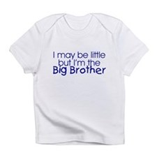 Funny Soon to be big brother Infant T-Shirt