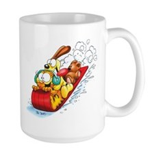 Sledding Fun! Coffee Mug
