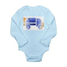 Baby is Five - 5 Month? or 5 Year? Long Sleeve Inf