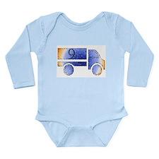 Baby is Nine - 9 Month? or 9 Year? Onesie Romper Suit