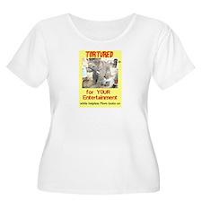 elephant circus abuse T-Shirt